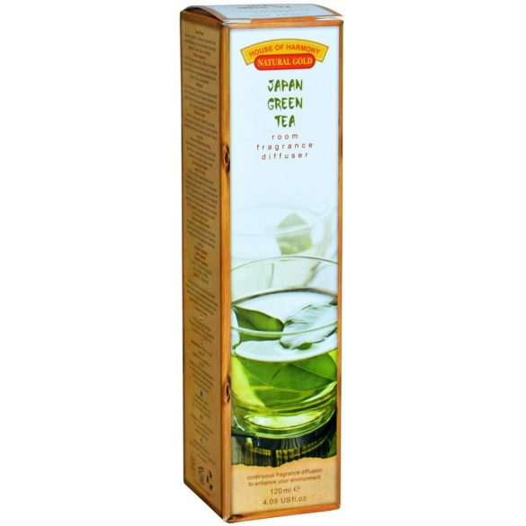 JAPAN GREEN TEA 120 ML