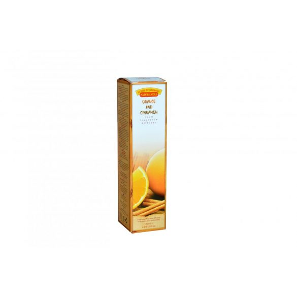 ORANGE & CINNAMON 120 ML