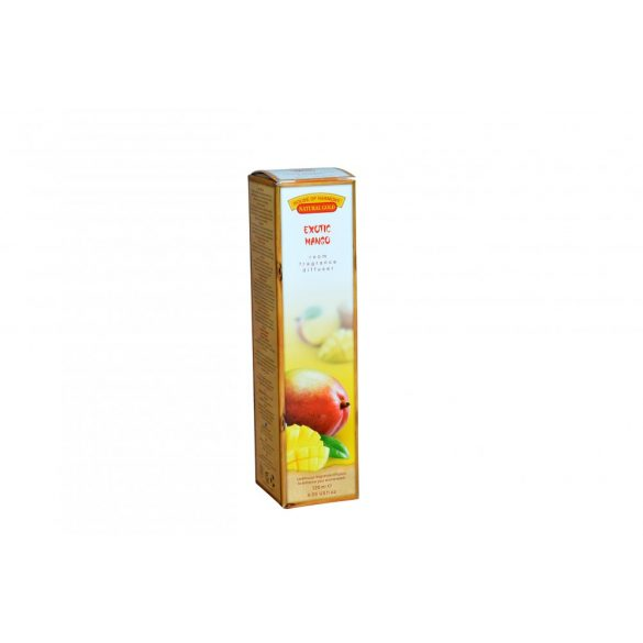 EXOTIC MANGO 120 ML