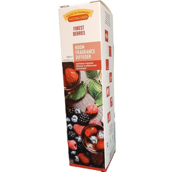 FOREST BERRIES 120 ML