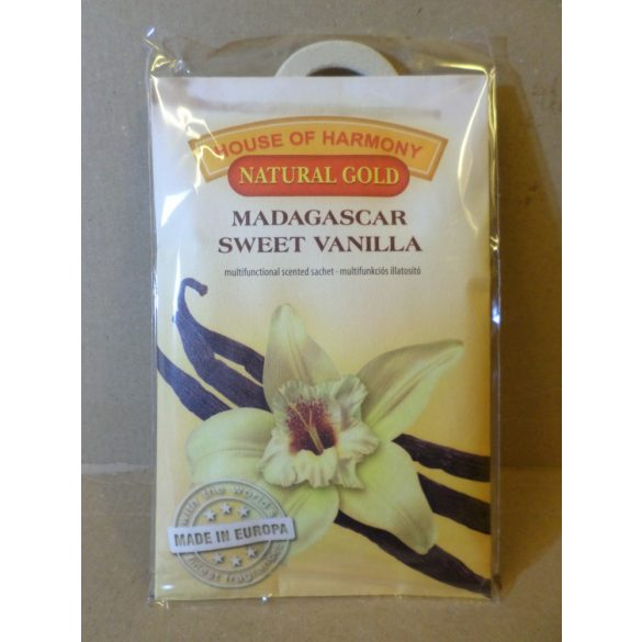 MADAGASCAR SWEET VANILLA