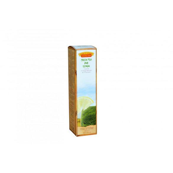 GREEN TEA & LEMON 120 ML