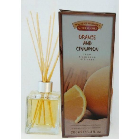 ORANGE & CINNAMON 200 ML