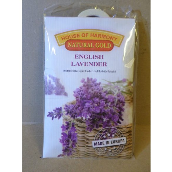 ENGLISH LAVENDER TASAKOS ILLATOSÍTÓ