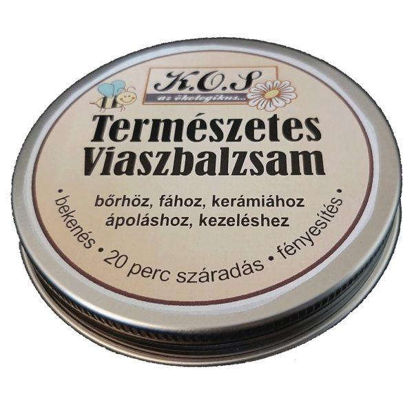 K.O.S Természetes viaszbalzsam 100 ml