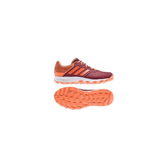 adidas FLEXCLOUD 19/20 maroon/orange