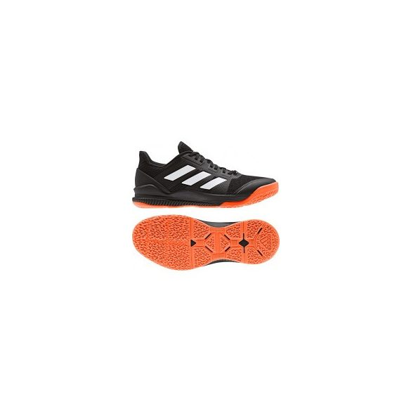 adidas STABIL BOUNCE 19/20 black/white gyeplabda teremcipő