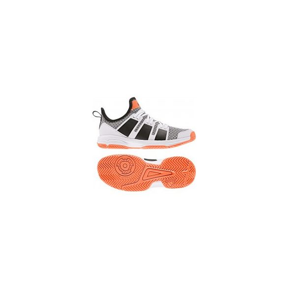 adidas STABIL JR 19/20 black/white gyeplabda teremcipő