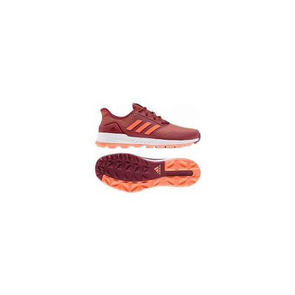 adidas ADIPOWER HOCKEY 19/20 maroon/orange