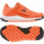 ADIDAS HOCKEY YOUNGSTAR VELCRO 19/20 ORANGE KÜLTÉRI GYEPLABDA CIPŐ