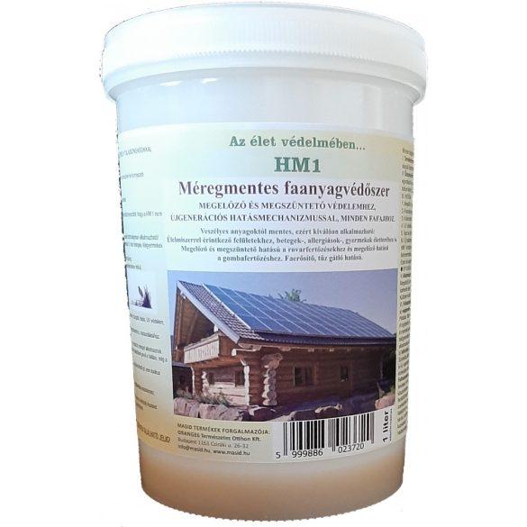 HM1 megelőző FAANYAGVÉDŐSZER MASID 0,1 liter koncentrátum (1 liter késztermékhez)