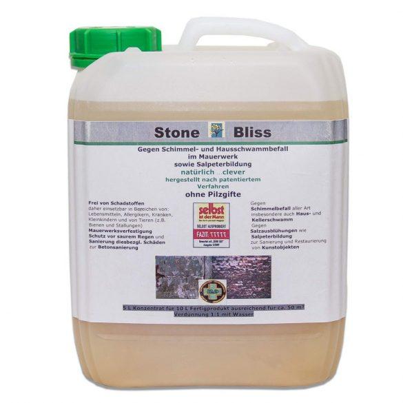 STONEBLISS falazat gombamentesítésére MASID 2,5 liter koncentrátum (5 liter késztermékhez)