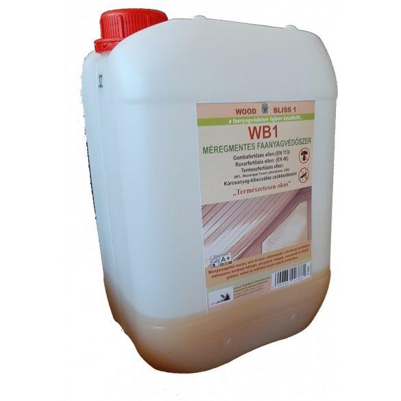 WOODBLISS megszüntető faanyagvédőszer MASID 1,25 liter koncentrátum (5 liter késztermékhez)