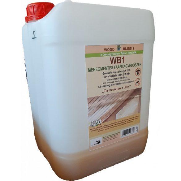 WOODBLISS megszüntető faanyagvédőszer MASID 2,5 liter koncentrátum (10 liter késztermékhez)